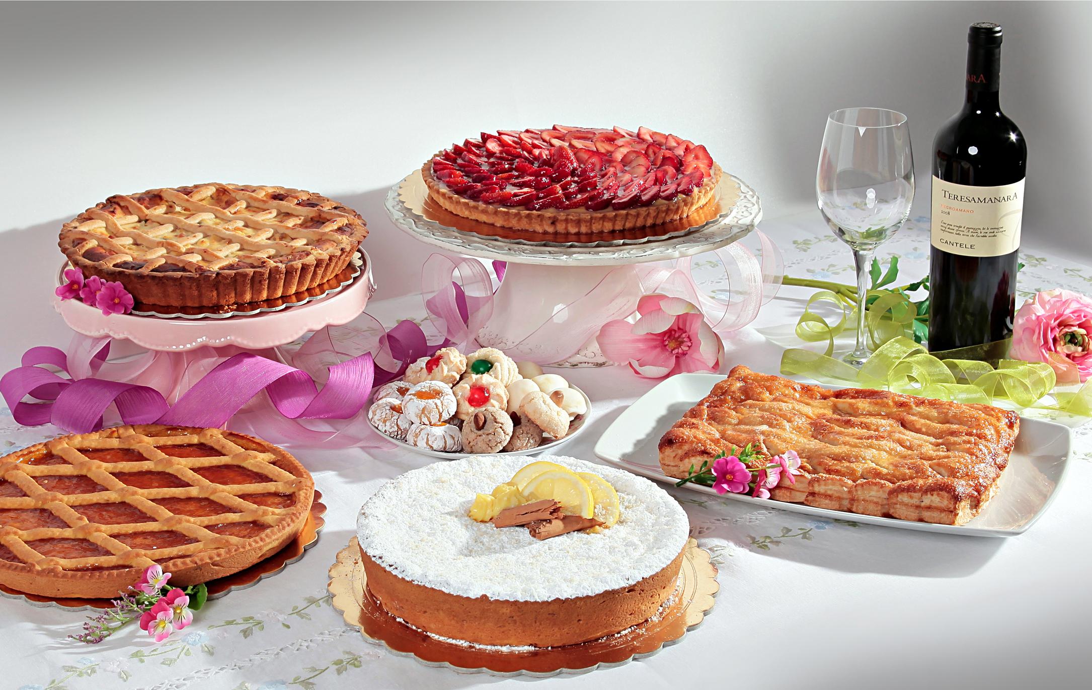 foto prodotti da forno